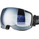 UVEX Big 40 LM Goggles grå/sort